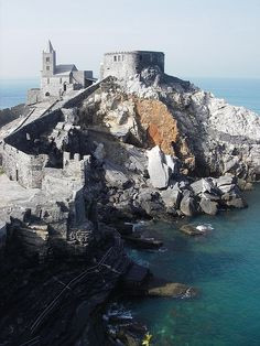 Porto Venere, Liguria, Italy, province of La Spezia