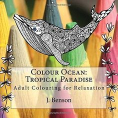 Ocean Fish Designs Coloring Book Adults Stress Relieving Patterns Art Relaxation