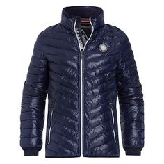 Quilted Jacket Airs