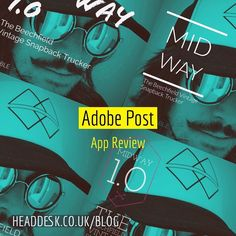 Take a read of our latest blog post - We talk about Adobe Post app and how it can be used to take your Instagram feed to another level (Link in bio) . #graphicdesign #graphicdesigner #graphicdesigners #graphicdesignerforhire #designer #designers #webdesigner #logodesigner #websitedesigner #blog #blogger #lifeofablogger #lifeofadesigner #photoshoot #photographer #lifeofagraphicdesigner #adobepost #bromsgrove #worcestershire #socialmediatips #socialmediastrategy  #socialmedia…