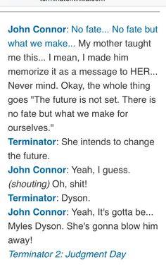 Terminator 2 quote