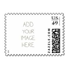 Personalized Photo Postage