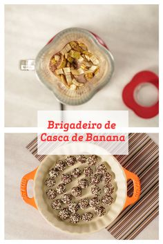 Banana Recipes, Meat Recipes, Real Food Recipes, Cookie Recipes, Dessert Recipes, Good Food, Yummy Food, Fat Foods, Light Recipes
