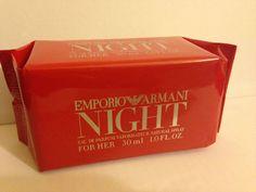 PROFUMO ARMANI EMPORIO NIGHT FOR HER DONNA 30ML EDP WOMAN OCCASIONE