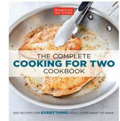 The complete cookingo for two