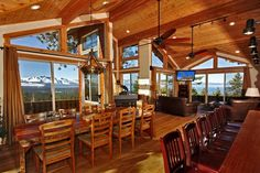 Heavenly Valley Vacation Rental - VRBO 418058 - 5 BR South Lake Tahoe House in CA, Amazing View of Lake, Mountains & Heavenly - Private ... large!beautiful!