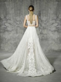 ATOCHA, yolancris, romantic, couture, dress, wedding, barcelona, bridal, gown, novia, vestido, bride, elegantes, atelier, modérons, originales, hechos a mano, artesanales, costura, couture gowns, tailored made, bespoke, best bridal designers, fashion, ele