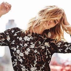Rosie Huntington-Whiteley for Vogue Thailand