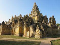 Ruins of Inwa ~ Inn Wa, Myanmar