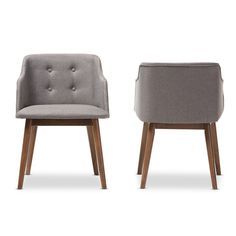Baxton Studio Gino Side Chair