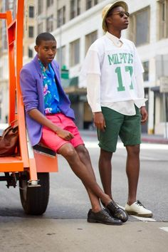 Fashion on a personal level with the Durimel Twins