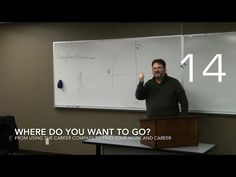 Career Opportunities with Douglas E. Welch » Where Do You Want to Go? from Using the Career Compass to Find Your Work and Career [Video] (1:00)