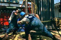 Life on An Oil Rig
