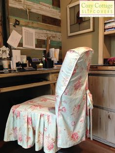 Miraculous 13 Best Office Chair Slipcovers Images In 2016 Covers For Download Free Architecture Designs Estepponolmadebymaigaardcom