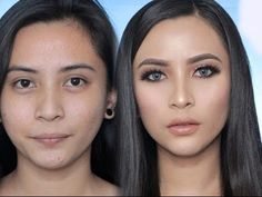 Fake A Nose Job with Contouring & Special Giveaway| Jadeywadey180 - YouTube