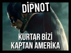 """Dipnot Tablet'in 160. sayısı """"Kurtar Bizi Kaptan Amerika"""" kapağı ile yayında"""