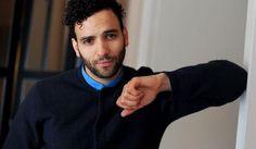 Marwan Kenzari - 'star you should know' according to Variety