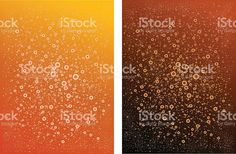 Two backgrounds.Carbonated Drink Coca-Cola and Fanta.color Orange  black brown royalty-free stock vector art Carbonated Drinks, Free Vector Art, Image Now, Coca Cola, Orange Color, Black And Brown, Illustration, Soda, Royalty