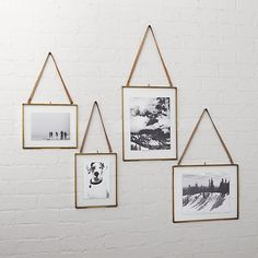 Brass floating picture frames is part of Brass Home Accessories Apartment Therapy Shop brass floating picture frames Handmade brass frames with clear glass overlays float fav photos, memories, ev - Floating Picture Frames, Glass Picture Frames, Hanging Picture Frames, Hanging Pictures, Floating Frame, Handmade Picture Frames, Unique Picture Frames, Picture Walls, Photo Walls