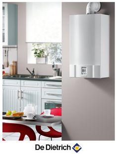 Chaudière ultra compacte pour intégration facile, la chaudière murale gaz classique MS est la réponse idéale à vos projets !