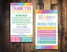 14 best business card stuff images on pinterest lularoe business lularoe business card lularoe size card lularoe by thewrightinvite reheart Gallery