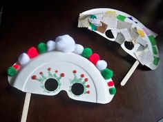 My Submarine To The Future: A Simple Craft Idea for Kids: Make a Venetian Mask