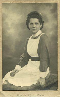 Unidentified Nurse Southsea | Flickr - Photo Sharing!