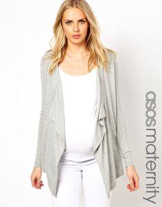 ASOS Maternity | ASOS Maternity Waterfall Cardigan at ASOS