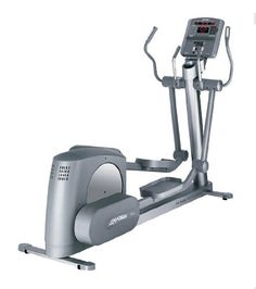 Remanufactured 95Xi Elliptical TrainerThe Life Fitness 95xi Elliptical Cross Trainer is a fully-featured, total-body elliptical cross-trainer. The Life Fitness 95xi also comes with 25 levels of resistance and a customized Cool Down protocol, along with Lifepulse Digital Heart Rate Monitoring System, Polar Telemetry Heart Rate and two workout modes: Cross-Train Aerobics or Cross-Train Reverse...