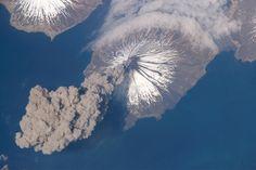 Cleveland Volcano, Aleutian Islands, Alaska.