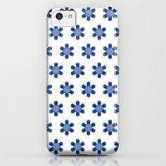 blue star  iPhone & iPod Case
