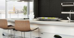 City Svart Ek - Electrolux Home