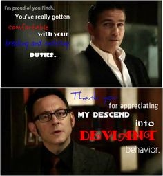 I love their witty quips. Sums up their friendship real well. Finch goes Deviant by GoodOldBaz.deviantart.com on @deviantART