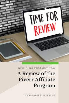 Here is the Fiverr affiliate program review. Is Fiverr worth it to try?Discover more #fiverr #fiverrgigs #fiverrseller #review #affiliatemarketing #affiliateprogram Email Marketing, Affiliate Marketing, News Blog, Programming, How To Make Money, Computer Programming, Coding