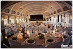 Woman's Club of Evanston Reception   Chicago Wedding Venues