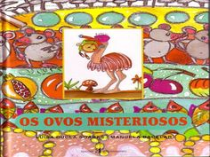 Os Ovos Misteriosos Childrens Books, Childhood, Kids Rugs, Education, Comics, Download, Professor, 1, Easter