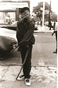 "Jamel Shabazz ""Little Big Man"", Flatbush, Brooklyn"
