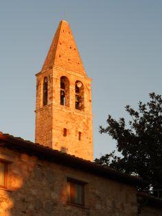 Campanile della chiesa di San Giovanni.