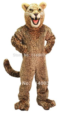 >> Click to Buy << mascot leopard Mascot Costume Jaguar cougar custom fancy costume anime cosplay mascotte theme fancydress #Affiliate