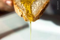 Pane e olio Riviera Ligure DOP #Liguria