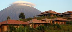 Sabyinyo Silverback Lodge, Parc National des Volcans, Rwanda
