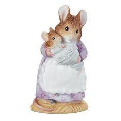 Beatrix Potter Miniature Figurine - Hunca Munca and Baby (A3956) by Border Fine Arts,  http://www.amazon.com/gp/product/B003CQZ8C4?ie=UTF8=213733=393177=B003CQZ8C4=shr=abacusonlines-20=1360124695=8-255=beatrix+potter via @Amazon.com.com