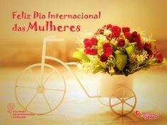 8 de Março é dia de homenagear todas as mulheres por sua força, delicadeza e determinação. Confira diversas imagens sobre o Dia Internacional da Mulher.