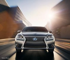 438 TOTAL SYSTEM HORSEPOWER -- By pairing a 5.0-liter V8 gasoline engine with advanced hybrid technology, the Lexus LS 600h L hybrid is remarkably efficient while delivering 438 total system horsepower.