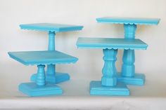 How To Make Fabulous Cake Stands by Bee in our Bonnett blog