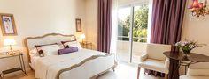 Villa Isidro Hotel Boutique & Spa > Suite 8: Habitación Doble Categoría Superior  / / / 10 habitaciones de categoría, de diferentes dimensiones y decoración, equipadas con la última tecnología y confort. Cada unidad es un espacio de relax con personalidad propia.  - San Isidro, Buenos Aires -.