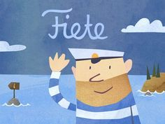 Children's App Review for @Design Mom : Fiete. A design-y, French-y, baby friendly iPad and iPhone app that my son loves to death.