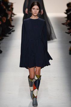 Valentino Autumn/Winter 2014-15 Ready-To-Wear Paris Fashion Week Best Looks PFW