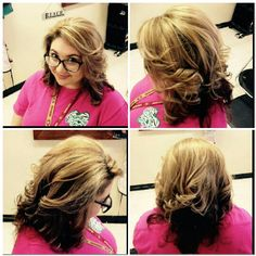 Cut and color by Calli Allison