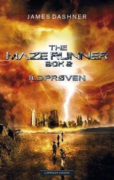 """"""" Born to be a reader"""": Dødens Labyrint 2, Ildprøven av James Dashner"""
